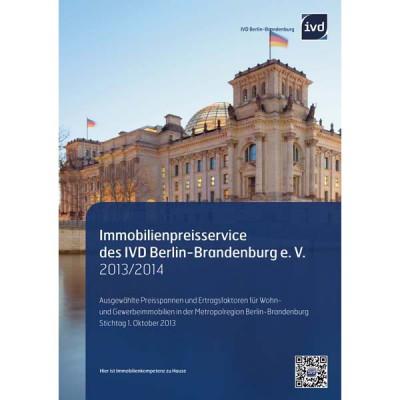 IVD BB Immobilienservice 2013 – BLAU neu:Broschuere